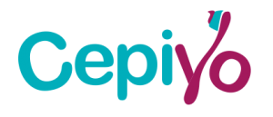 Logotipo de Cepiyo