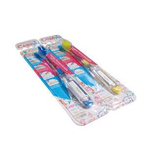 Foto de un pack 2 cepiyos: cepillos de dientes de Cepiyo